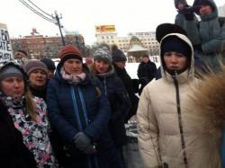 Многодетные семьи Хабаровска добились положенных им выплат