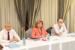 Заседание Совета уполномоченных по правам человека