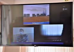 Осужденные, отбывающие наказание в исправительных колониях, расположенных в Советско-Гаванском и Ванинском районах, смогли обратиться в государственный правозащитный институт с использованием видеоконференцсвязи