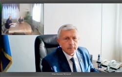 Игорь Чесницкий в режиме видеоконференцсвязи провел личный прием граждан, проживающих в Нанайском муниципальном районе