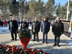 Уполномоченный почтил память россиян, исполнявших  служебный долг за пределами Отечества