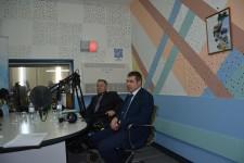 Уполномоченным по правам человека в Хабаровском крае совместно с радио «Восток России» организован цикл передач, посвященных наиболее актуальным проблемам, интересующим жителей края