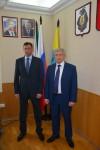 Уполномоченный по правам человека встретился с главой города Комсомольска-на-амуре