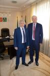 Уполномоченный по правам человека в Хабаровском крае И. Чесницкий провел рабочую встречу с главой Комсомольского муниципального района