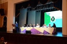 Уполномоченный по правам человека в Хабаровском крае И. Чесницкий  принял участие в открытии третьего мусульманского форума «Ислам на Дальнем Востоке: уникальное и всеобщее»