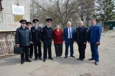 Посещение Уполномоченным по правам человека мест принудительного содержания города Комсомольска-на-амуре