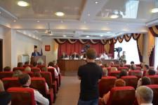 Игорь Чесницкий принял участие в расширенном заседании коллегии СУ СК по Хабаровскому краю