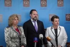 Уполномоченный по правам человека в Хабаровском крае  И. Чесницкий принял участие в заседании Координационного совета уполномоченных по правам человека в Российской Федерации