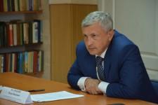 Личный приём в Хабаровском доме-интернате для престарелых и инвалидов № 1