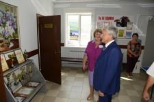 Уполномоченный по правам человека в Хабаровском крае посетил  г. Комсомольск-на Амуре и Комсомольский муниципальный район
