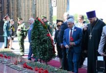 Игорь Чесницкий принял участие в мероприятии, посвященном  72-й годовщине со дня окончания Второй мировой войны