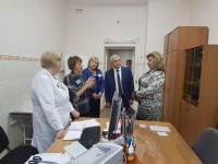 Уполномоченный провела выездной прием граждан в Хабаровске