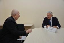 Уполномоченный по правам человека в Хабаровском крае провёл личный приём граждан в п. Солнечном