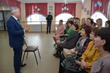Уполномоченный по правам человека в Хабаровском крае Игорь Чесницкий посетил с рабочим визитом г. Амурск