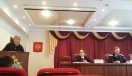 Состоялось заседание Межведомственной рабочей группы по координации совместной деятельности в сфере противодействия преступлениям о невыплате заработной платы