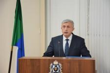Уполномоченный Игорь Чесницкий представил Доклад о соблюдении прав человека за 2017 год