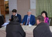 12 апреля Уполномоченный по правам человека в Хабаровском крае посетил села Лидога и Славянка Нанайского муниципального района
