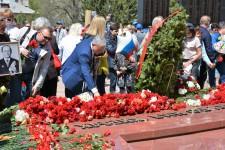 Игорь Чесницкий принял участие в мероприятиях, посвященных 73-й годовщине со дня окончания Второй мировой войны