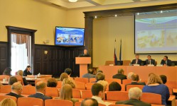 И. Чесницкий принял участие в семинаре-совещании «Развитие общественно-государственного сотрудничества в Хабаровском крае»