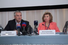 Уполномоченный по правам человека в Хабаровском крае  Игорь Чесницкий принял участие в заседании Координационного совета  российских уполномоченных