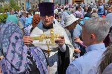 Уполномоченный по правам человека в Хабаровском крае Игорь Чесницкий принял участие в ежегодном общегородском крестном ходе