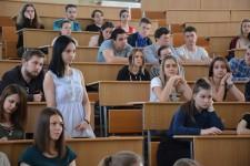 Уполномоченный по правам человека Игорь Чесницкий провел лекцию для студентов Хабаровского государственного университета экономики и права