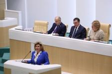 Уполномоченный по правам человека в Хабаровском крае Игорь Чесницкий принял участие в заседании Совета Федерации Федерального Собрания РФ