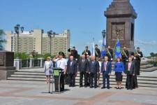 Уполномоченный по правам человека в Хабаровском крае Игорь Чесницкий принял участие в торжественных мероприятиях в честь Дня России
