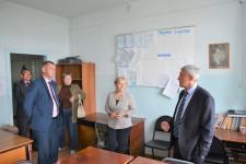 Уполномоченный посетил село Сусанино Ульчского района