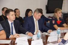 Пути взаимодействия с общественными организациями по ресоциализации лиц, освобождающихся из мест лишения свободы, обсудили в краевом управлении ФСИН России