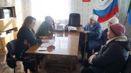 Уполномоченный провел приемы граждан в поселениях Охотского района