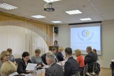 Уполномоченный по правам человека в Хабаровском крае Игорь Чесницкий принял участие в заседании Координационного совета Хабаровского регионального отделения Фонда социального страхования Российской Федерации