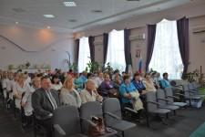 Уполномоченный по правам человека в Хабаровском крае посетил дом-интернат для престарелых и инвалидов