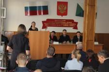 Профилактическое мероприятие «День поднадзорного лица» прошло в Центральном районе г. Хабаровска