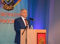 Уполномоченный по правам человека в Хабаровском крае поздравил работников прокуратуры с профессиональным праздником