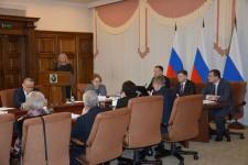 Уполномоченный принял участие во встрече Губернатора Хабаровского края с членами Общественной палаты Хабаровского края