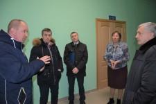 Продолжается рабочая поездка Уполномоченного по правам человека в Хабаровском крае Игоря Чесницкого в поселки Сита и Мухен муниципального района им. Лазо