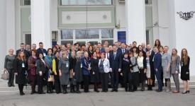 Уполномоченный по правам человека в Хабаровском крае Игорь Чесницкий принял участие в международной научно-практической конференции «Актуальные проблемы противодействия домашнему насилию и торговле людьми»