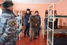 Уполномоченный проверил условия содержания граждан в учреждениях уголовно-исполнительной системы на территории Амурского муниципального района
