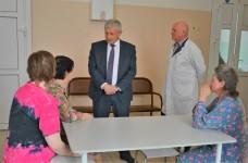 Уполномоченный по правам человека в Хабаровском крае посетил психиатрическую больницу в городе Комсомольске-на-Амуре