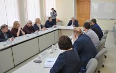 Состоялось заседание круглого стола по вопросу соблюдения прав граждан в местах принудительного содержания