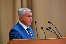 Уполномоченный по правам человека в Хабаровском крае Игорь Чесницкий выступил на заседании краевого правительства с информацией о положении дел в сфере прав и свобод граждан в регионе