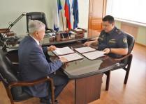 Подписано соглашение о сотрудничестве и взаимодействии в области защиты прав и свобод человека и гражданина