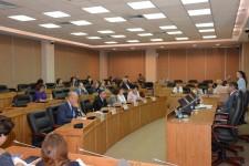 Уполномоченный принял участие в Международной научно-практической конференции «Актуальные вопросы обеспечения прав и свобод человека и гражданина (региональное измерение)» в городе Владивостоке