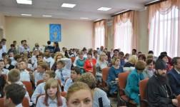 Уполномоченный по правам человека в Хабаровском крае принял участие в праздновании 27-летия Хабаровского краевого центра психолого-педагогической, медицинской и социальной помощи