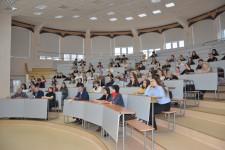 Уполномоченный выступил перед студентами Тихоокеанского государственного университета