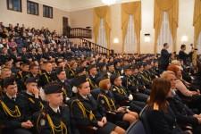 Уполномоченный по правам человека в Хабаровском крае принял участие в торжественном мероприятии по приему в ряды Межрегиональной общественной организации «Молодежный союз «Юный следователь»