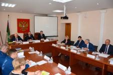 Уполномоченный принял участие в расширенном заседании коллегии УФССП России по Хабаровскому краю и Еврейской автономной области