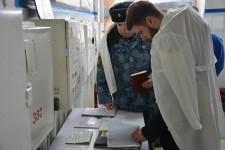 Сотрудники аппарата Уполномоченного посетили исправительные колонии № 12 и № 13