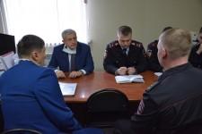 Уполномоченный проверил условия содержания иностранных граждан в Центре временного содержания иностранных граждан УМВД России по Хабаровскому краю